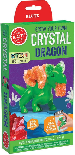 Klutz crystal dragon craft kit