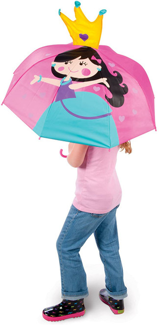 Toysmith princess umbrella, opened