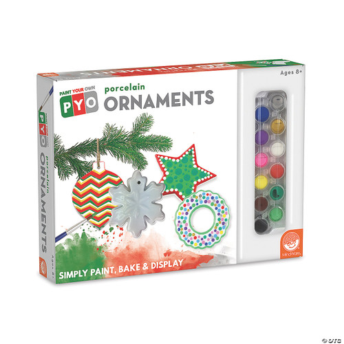 Mind Ware paint your own ornaments box