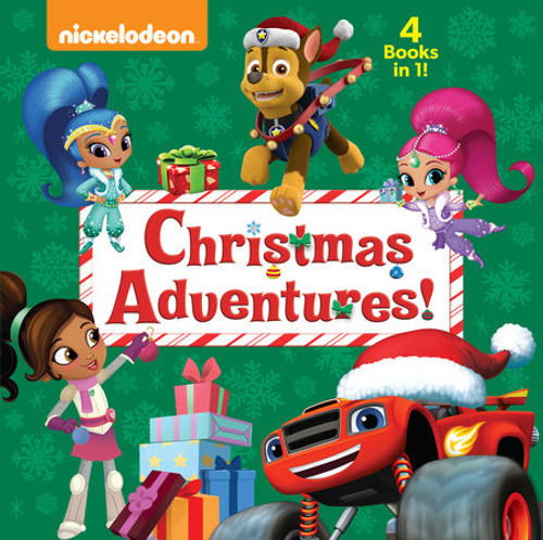 Nickelodeon Christmas Adventure book