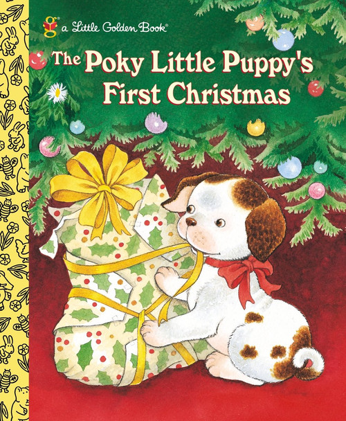 The poky little puppy's first christmas, little golden book
