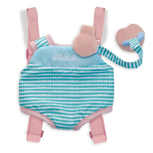 Wee Baby Stella doll carrier set