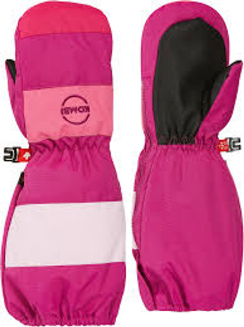 Kombi Candy Man mitt hot pink