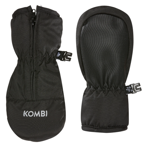 Kombi Glee infant mitts black