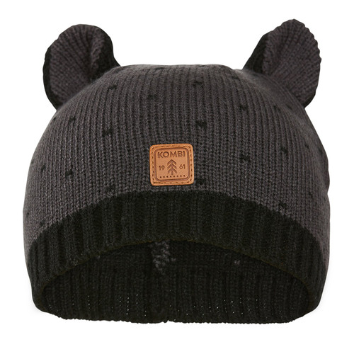 Kombi Cutie infant hat asphalt