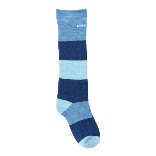 Kombi Candy Man children's sock estate blue
