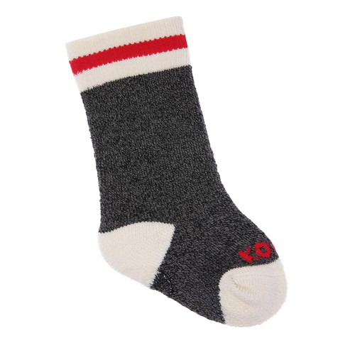 Kombi Camp baby socks black