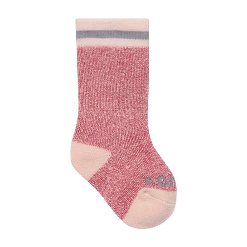 Kombi Camp infant sock glass pink