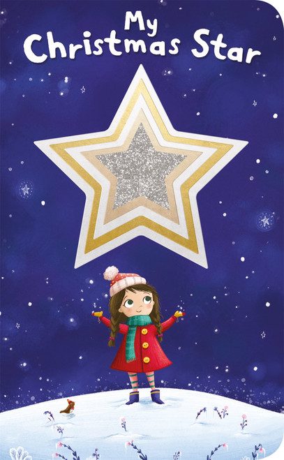 My Christmas star Board book