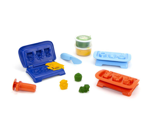 green toys toy maker dough set contents