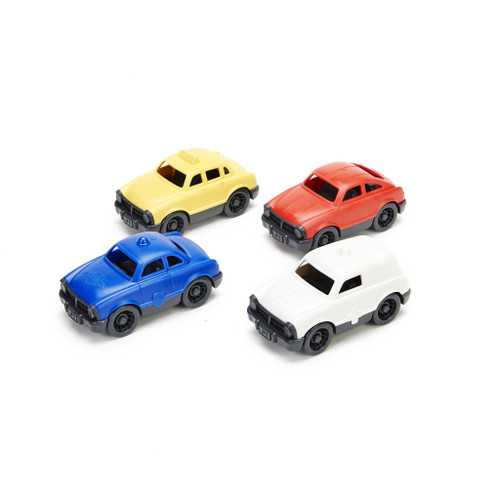 green toys mini vehicle