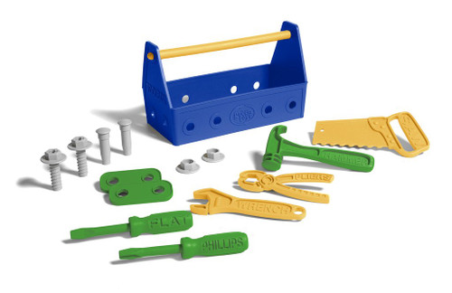 green toys blue tool set contents