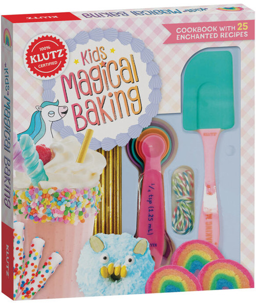 Klutz Kids magical baking kit