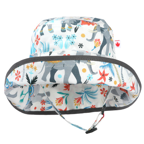 On Parade Adjustable Sun Hat - Front View