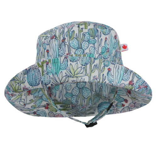 Urban Gardener Adjustable Sun Hat - Front View