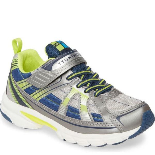 tsukihoshi kids runner storm steel navy