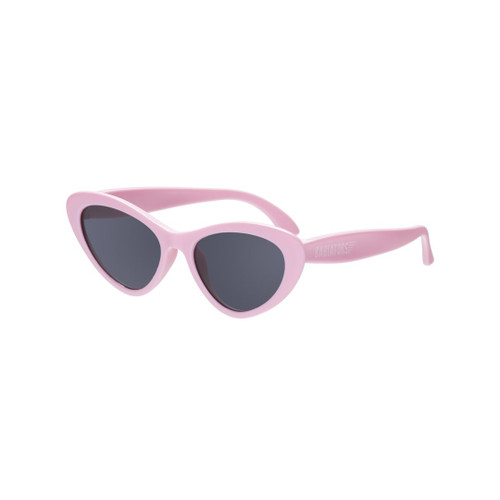 babiators children's sunglasses cat-eye pink
