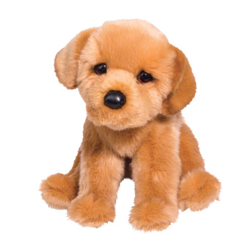 golden retreiver plush toy