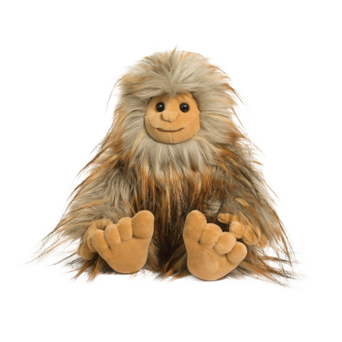 sasquatch plush toy