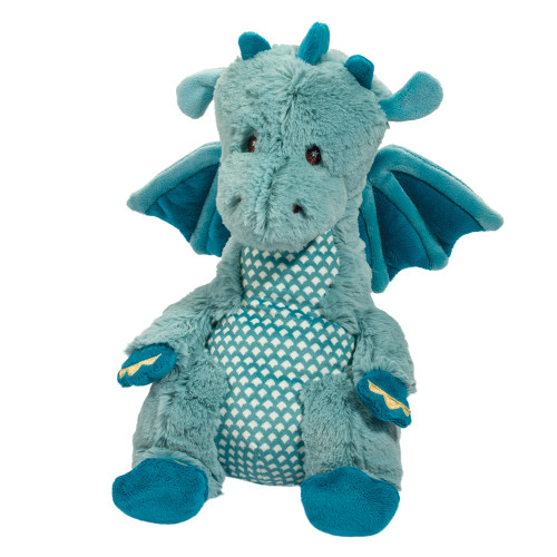 baby safe dragon plush toy