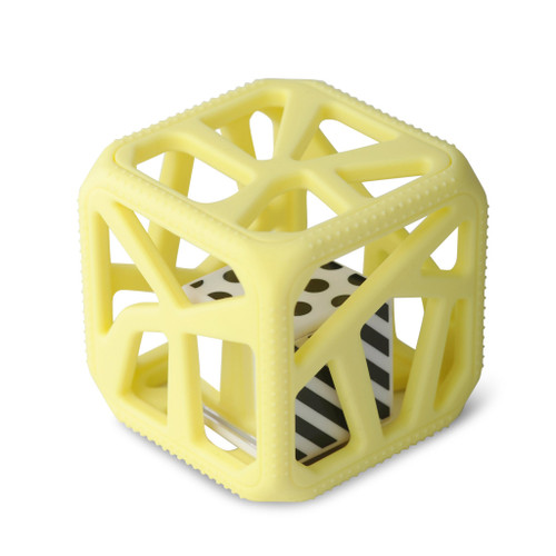 malarkey kids chew cube, yellow