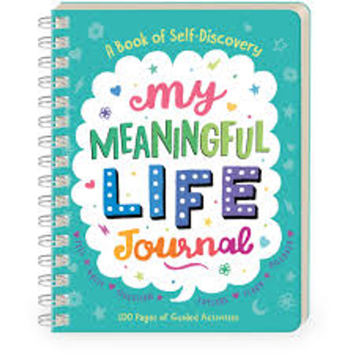 My meaningful life guided journal for kids