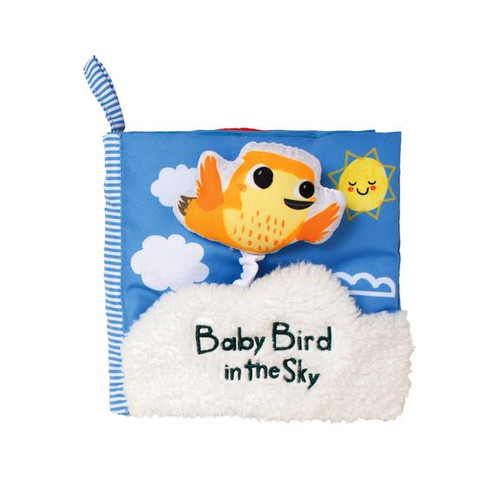 What's outside? Sky book for baby