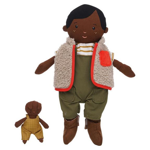 playdate friends ellis cloth doll