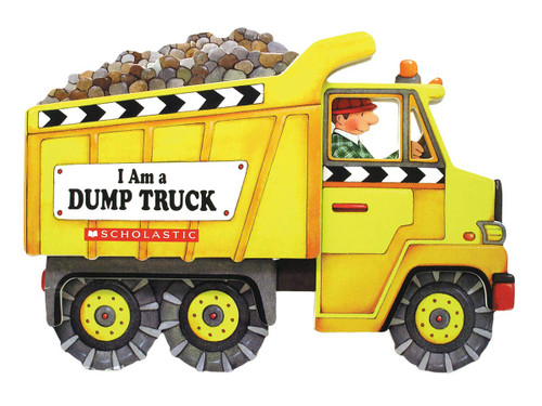 I am a dump truck board book