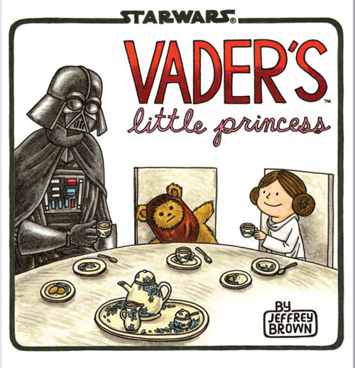 Vader's little princess storybook