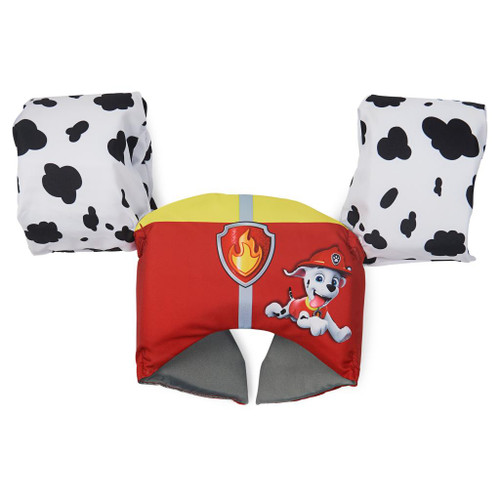 swimways paw patrol marshall swim trainer