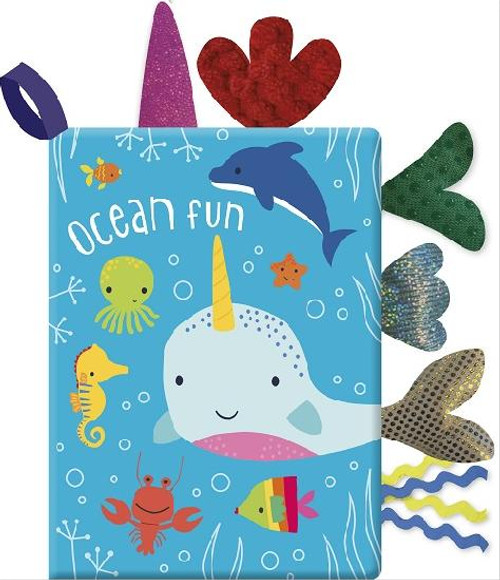 Ocean Fun Soft Book