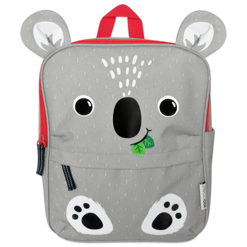 zoocchini toddler backpack, koala