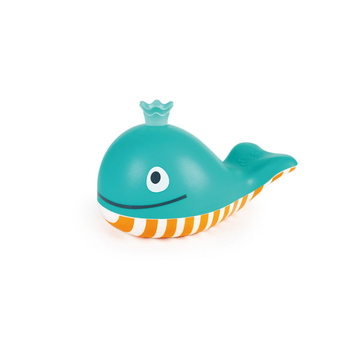 hape bubble blowing whale toy