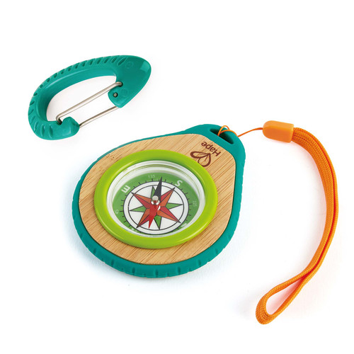 hape compass set for children