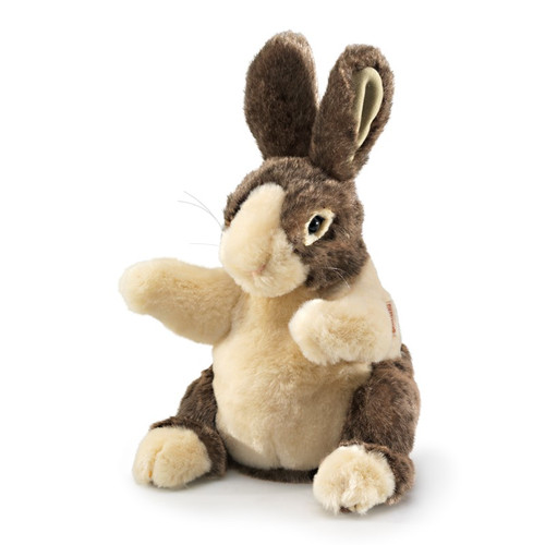 folkamanis baby dutch rabbit puppet