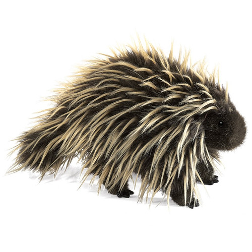 fokmanis porcupine puppet