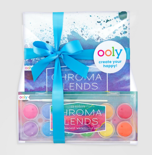 ooly pearlescent watercolour gift pack