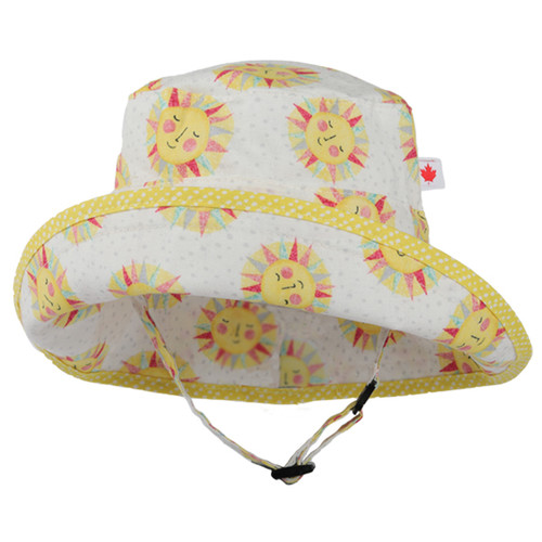Shine On Adjustable Sun Hat - Front View