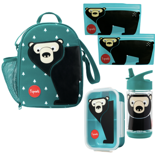 3 sprouts lunch kit curated by snug as a bug