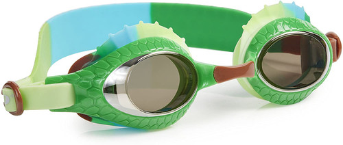 bling 2o kids goggles  larry the lizzard style iguana camo olive green colour