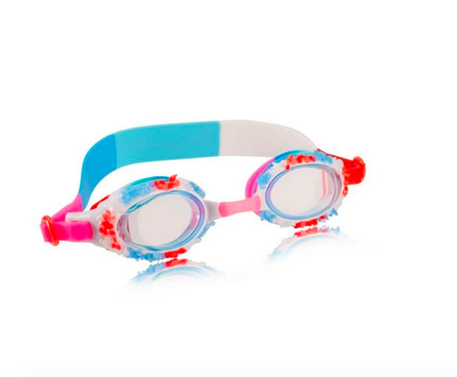 bling 2o kids swim goggles shaved ice style rocket pop colour