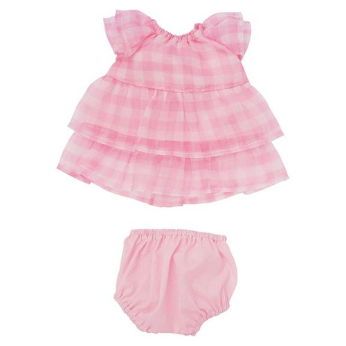 baby stella pretty in pink outfit