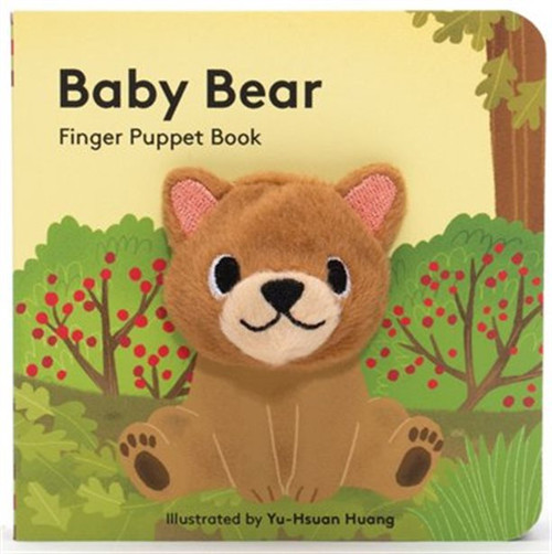 Puppet Book - Baby Bear