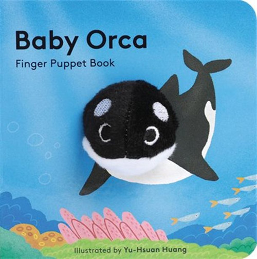 Puppet Book - Baby Orca