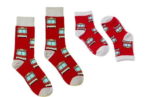TTC socks for kids and adults