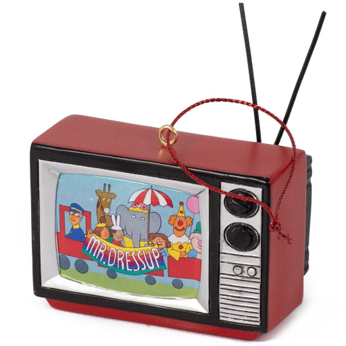 Mr. Dressup tv ornament by Main and Local