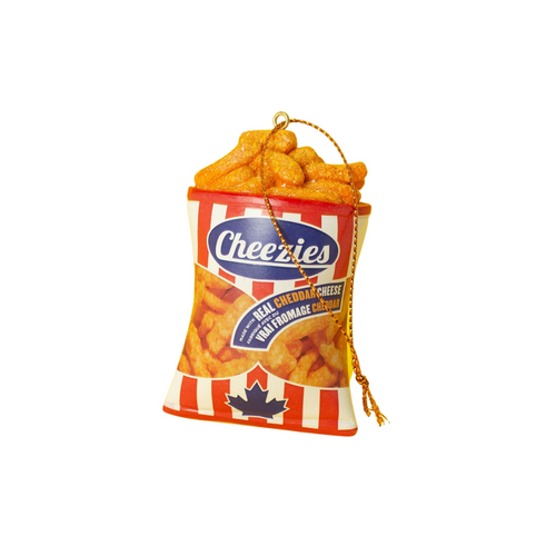 Cheezies ornament by Main and Local