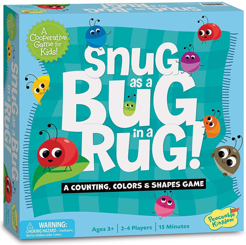 Snug as a Bug in a Rug Game 3+
