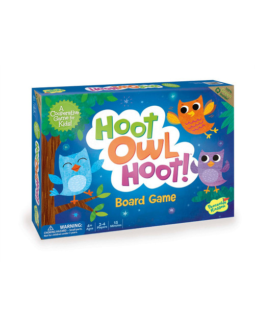 Hoot Hoot Owl Game 4yrs+